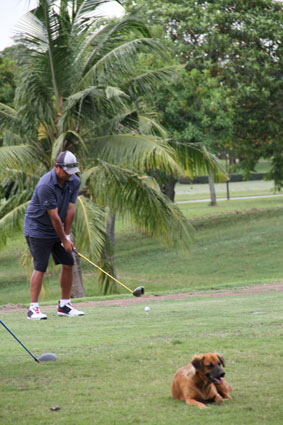 Charity Golf event in suport of the kids from the Camillian Social Center Rayong living with HIV/AIDS