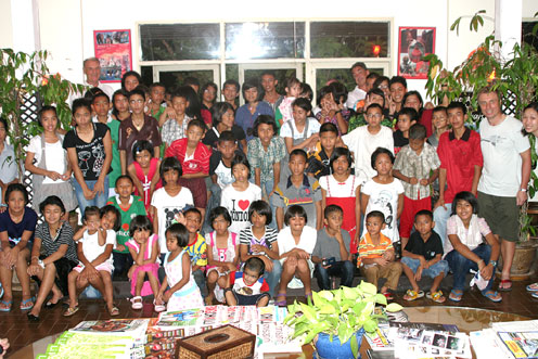 HIV/AIDS orphanage Events and childrens outings