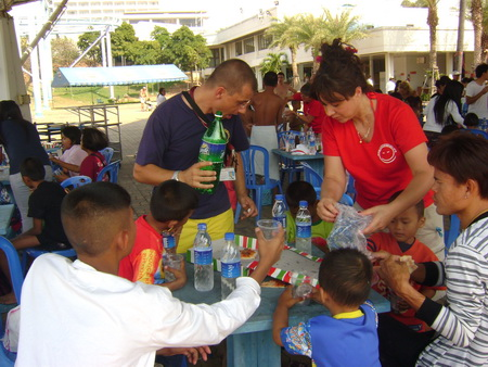 HIV/AIDS Rehabilitation Center for people living with HIV and children that have been orphaned by the HIV/AIDS Virus