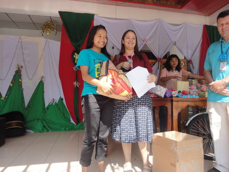 Orphanage for teenagers living with hiv/aids