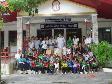 Orphanage for kids living with hiv/aids